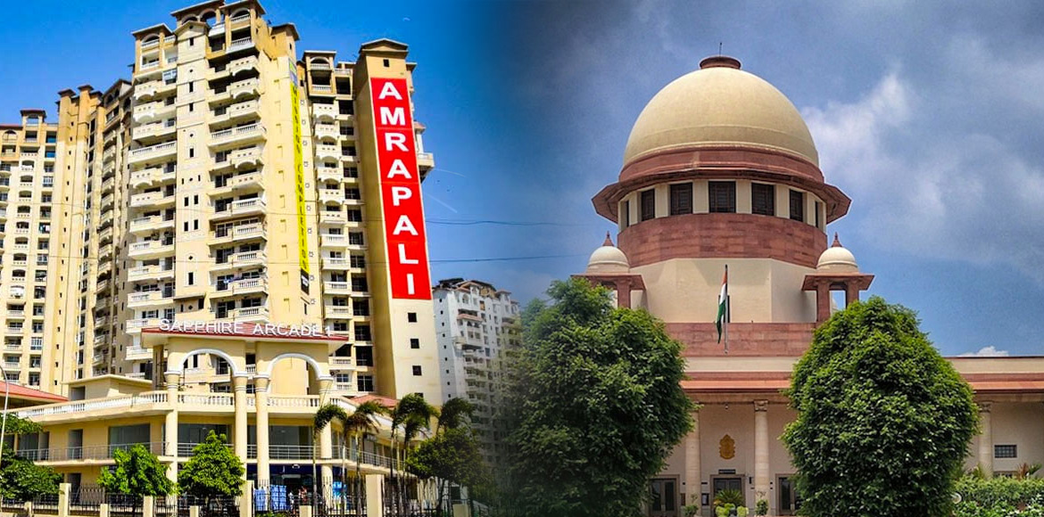 Amrapali case: SC restricts authorities from making claims on projects