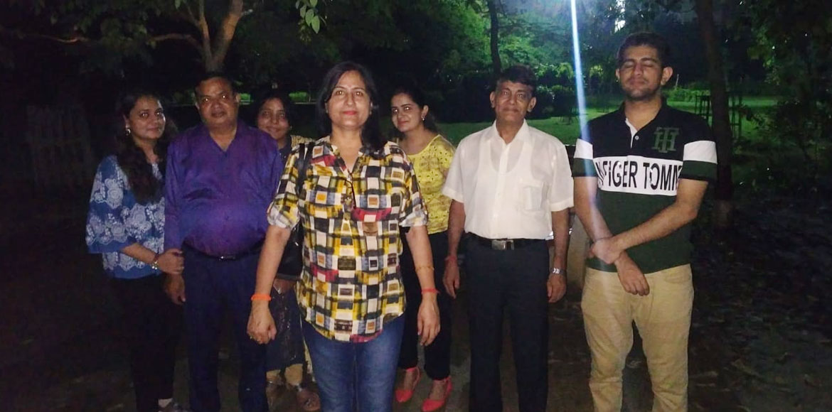 Vigilant residents patrol after dark, aims for safer Dwarka