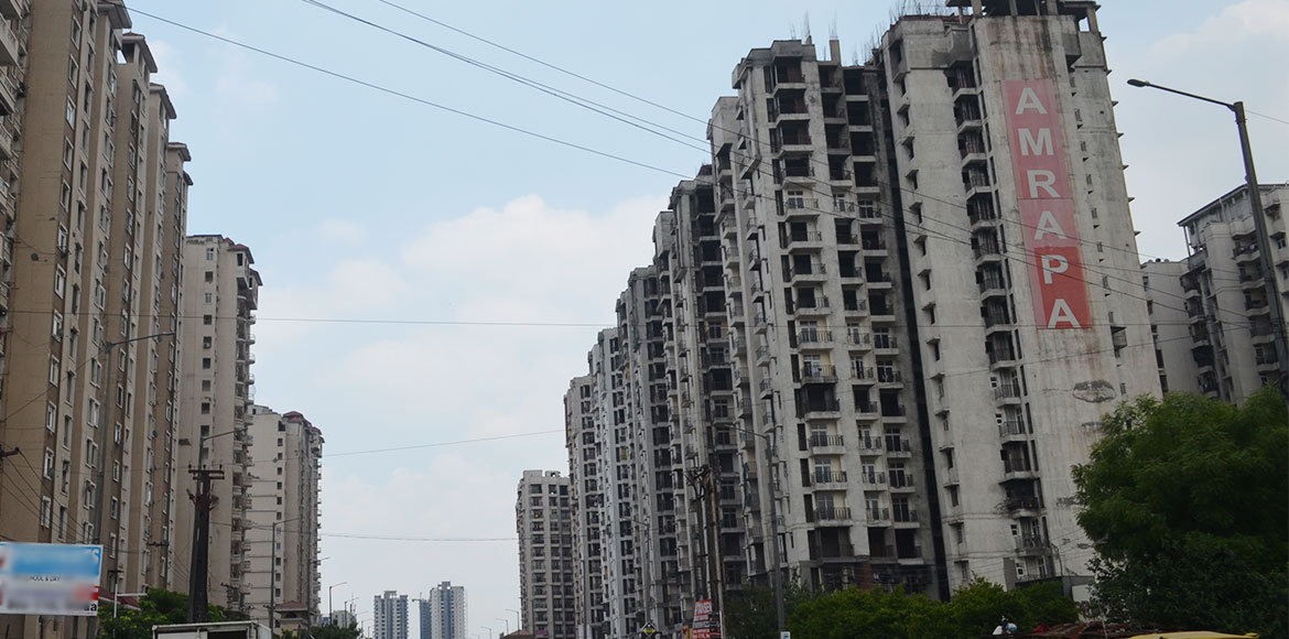 Enforcement Directorate summons Amrapali officials