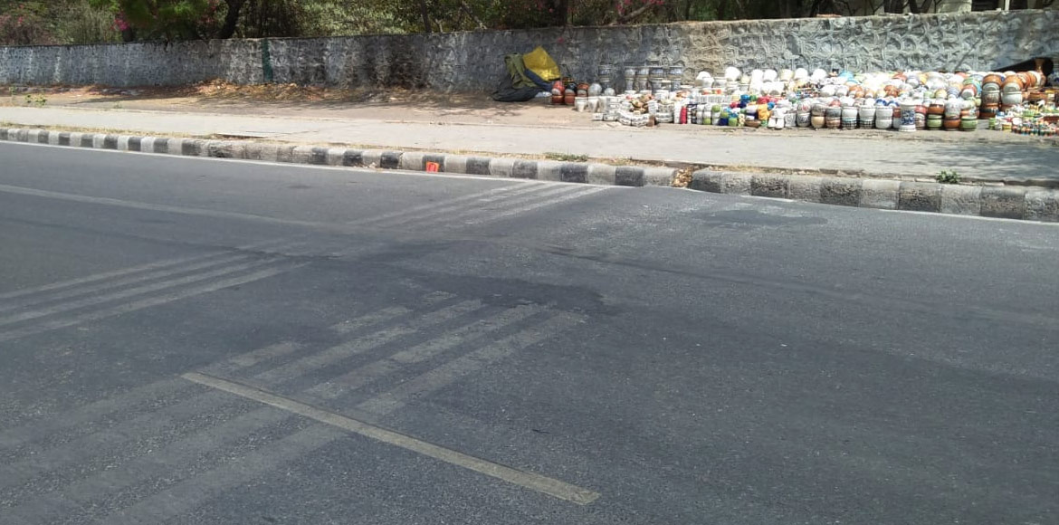 Invisible speed breakers, fading zebra crossings bother commuters across Dwarka