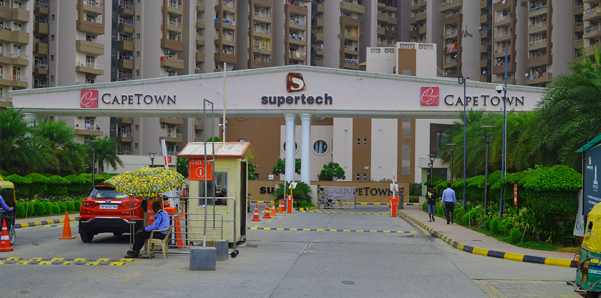 Noida: Authority orders Supertech Capetown developer to get new water connection
