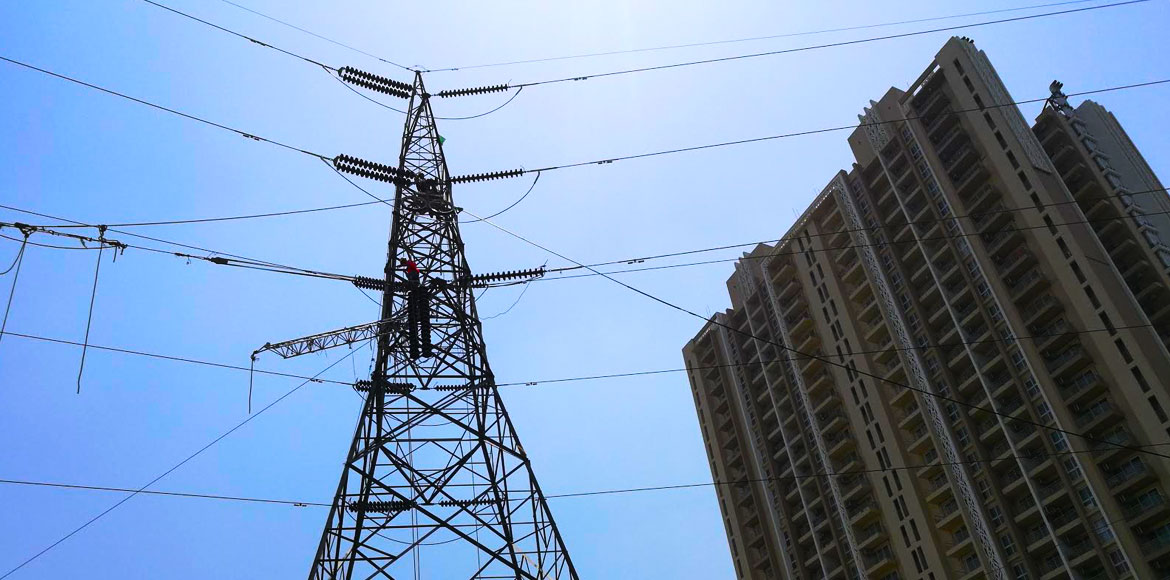 Residents joyous after Kejriwal's announcement of no power tariff hike