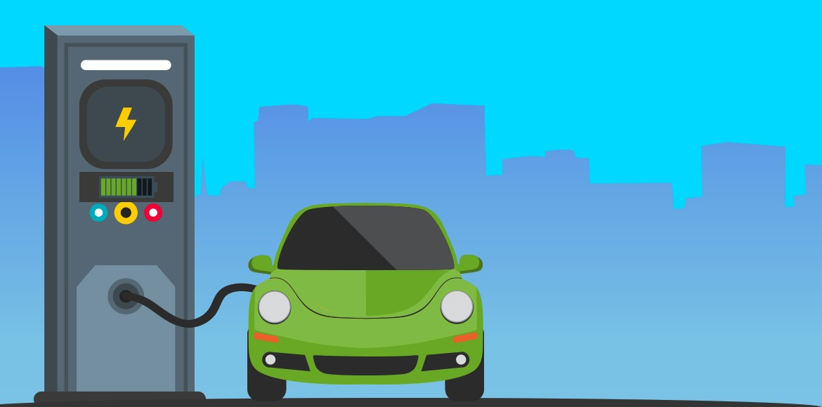 100 charging stations for electric vehicles to be set up in Noida