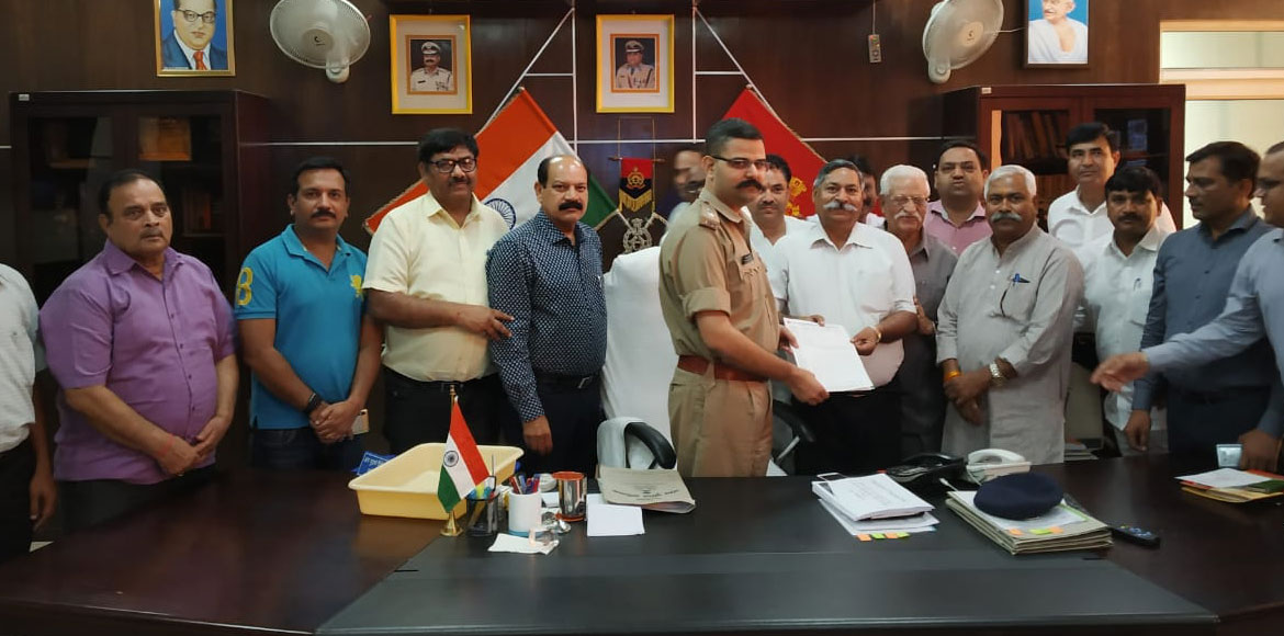 FONRWA members meet Noida SSP over OP Yadav case, seek arrest of accused