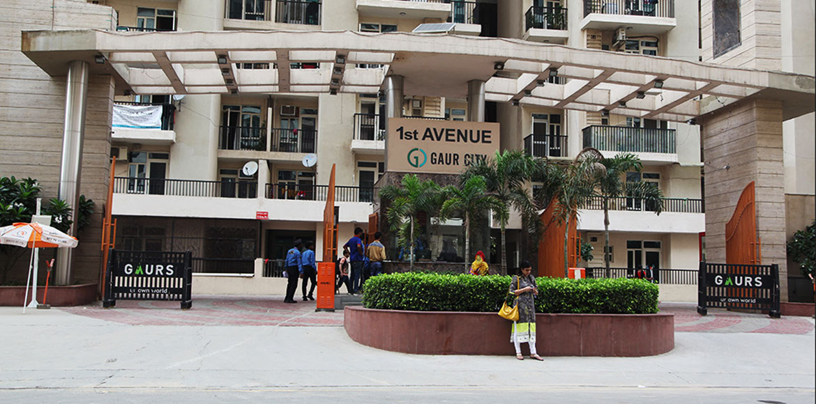 Greater Noida:  Gaur City 1st Avenue elects its first AOA
