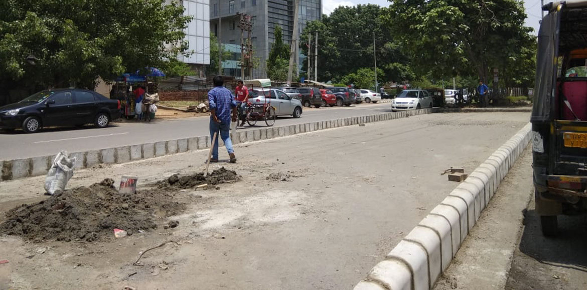 Gurugram: Beverly Park-2 residents move HC against redesigning of MG Road