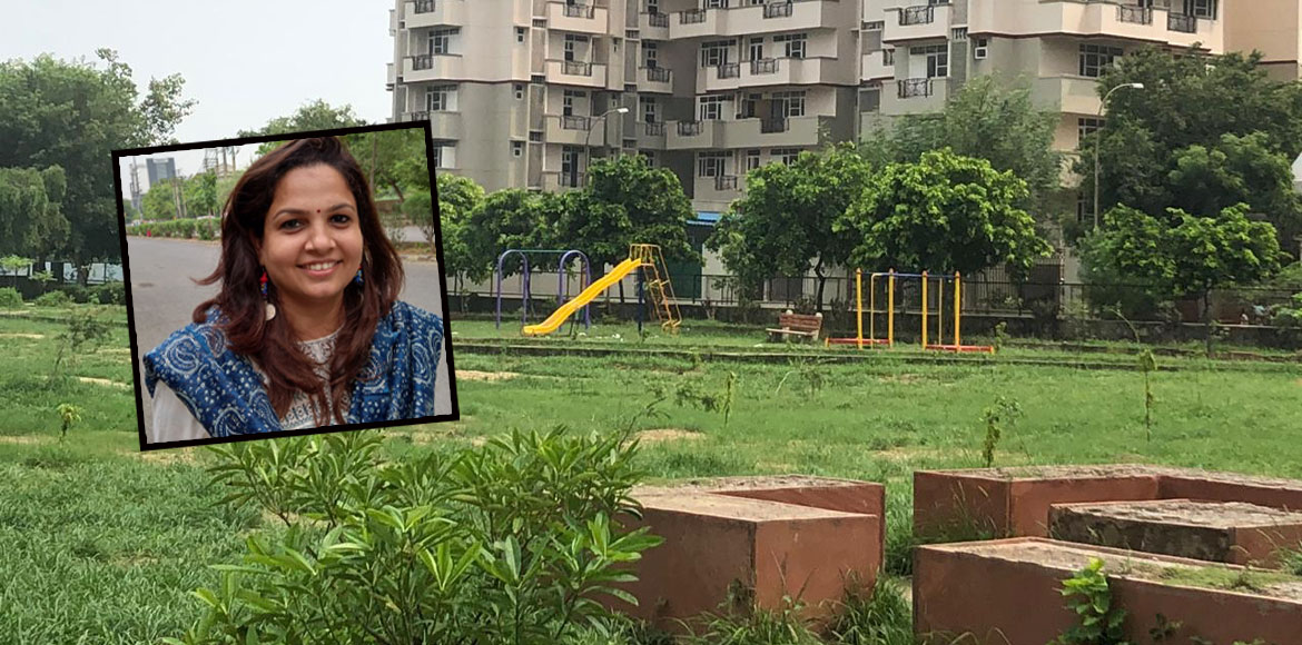RESIDENT SPEAK: Park in Sector 18A Dwarka gets open gym