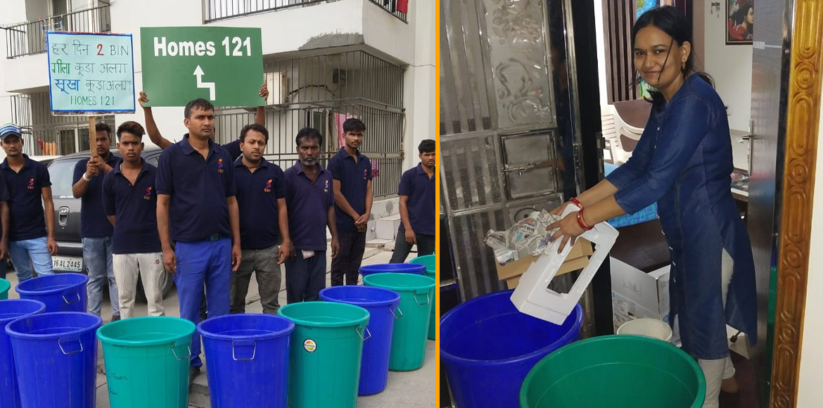 Noida: Societies embark on effective waste management in adherence to rules