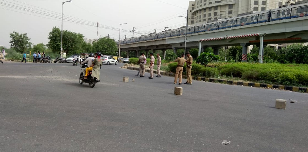 Dwarka Roads: Haven for criminals, terror for resi