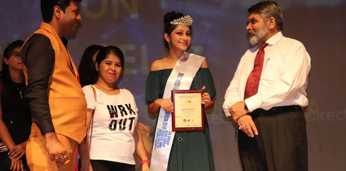 Ishita, a rising winner from Greater Noida