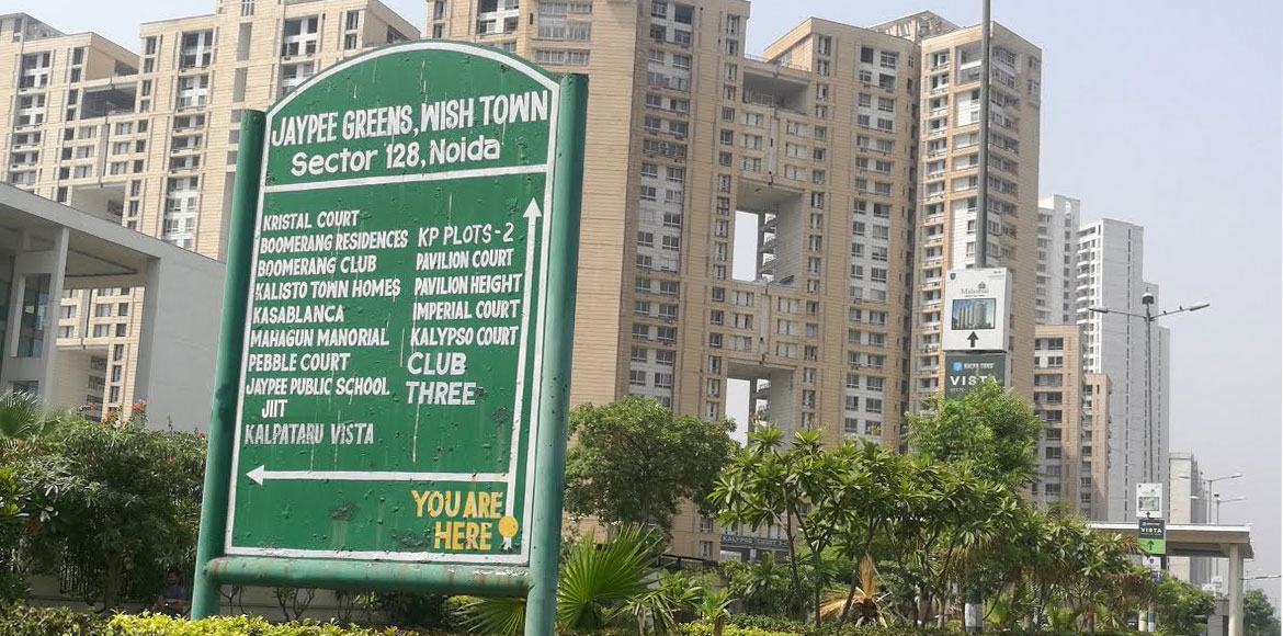 Noida: Jaypee Wishtown residents complain of untreated water supply
