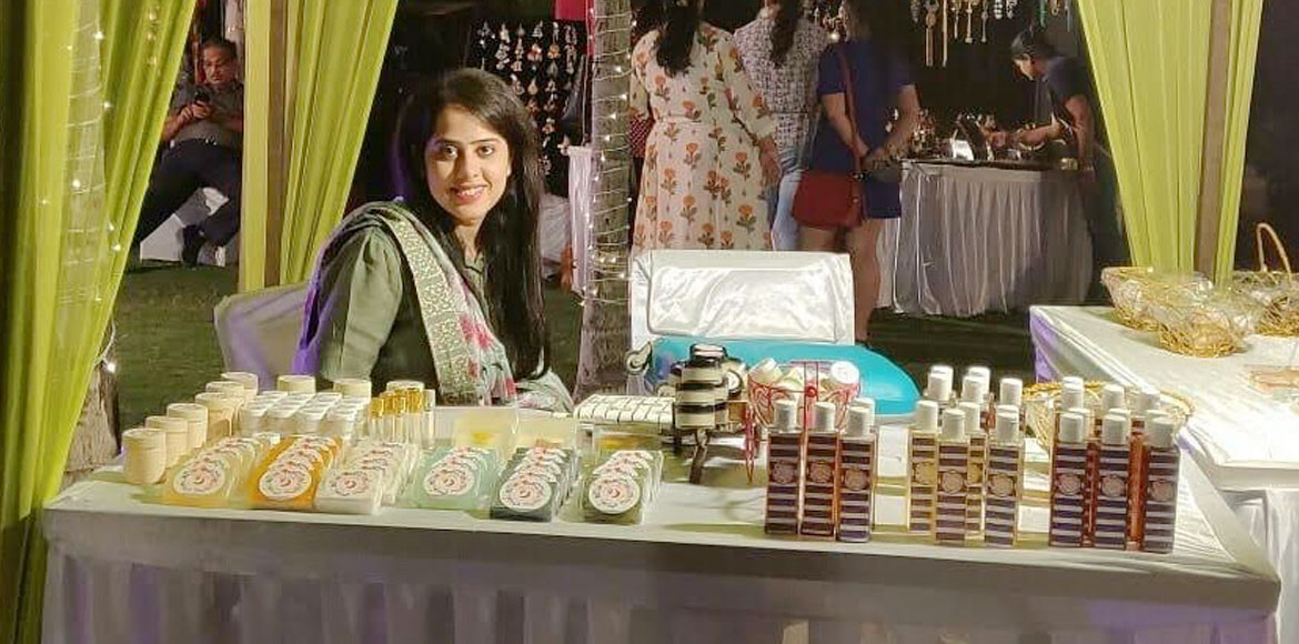 Women entrepreneurs selling home made products shine bright in I'puram