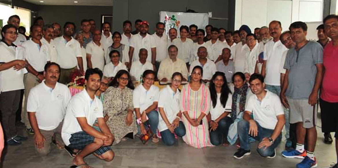 Volunteers137 organise art competition in Noida