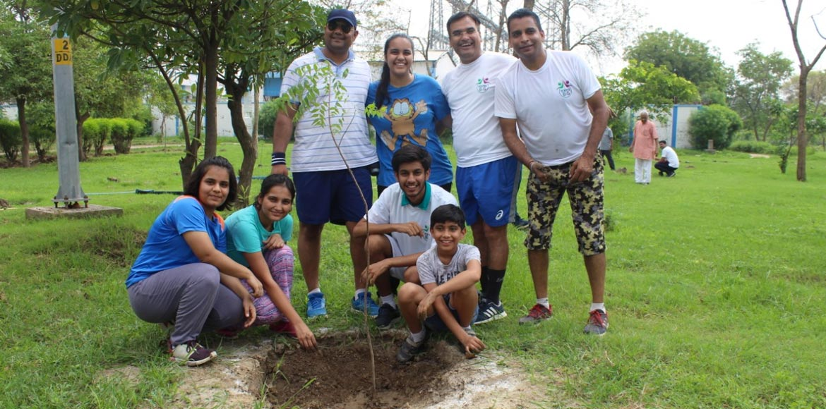 Plantation activities galore this monsoon in Dwark