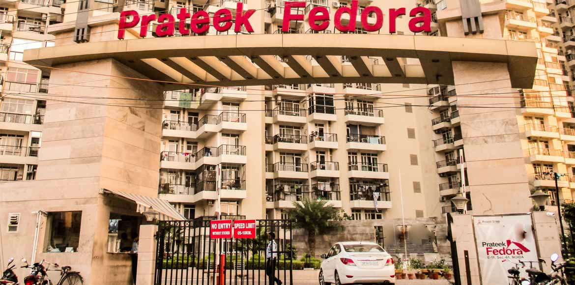Noida: Deputy Registrar serves notice to Prateek F