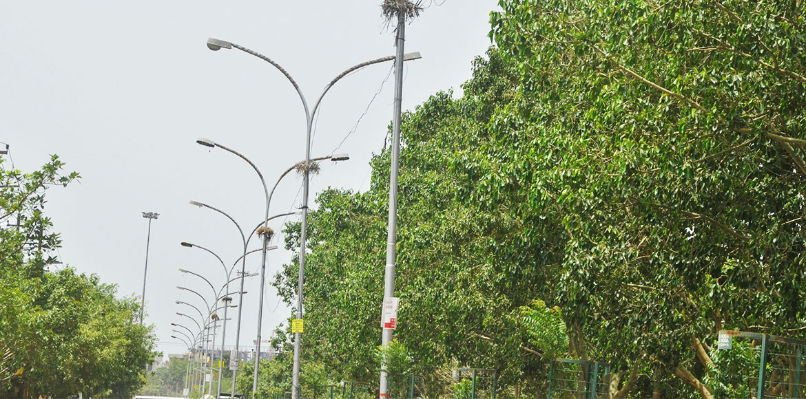 Greater Noida streets to get LED lights by 2020