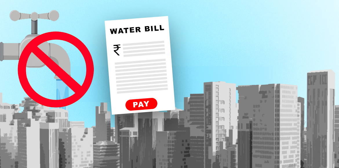 Gurugram: Unpaid bill, water supply to high-rises disconnected