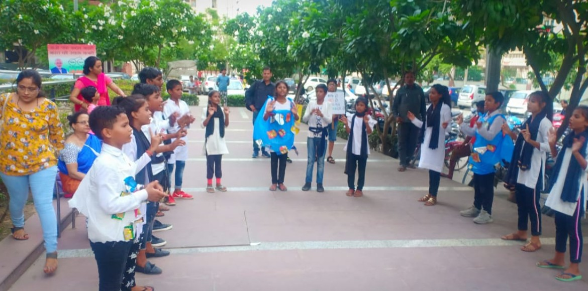 GB Nagar: 'Say No To Plastic' campaign gains momentum with activities galore