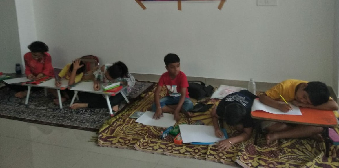 GreNo West: Drawing competition organised at Paramount Emotion