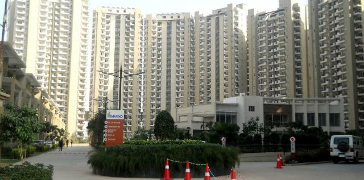 Gurugram: Mapsko Casa Bella residents to live plas