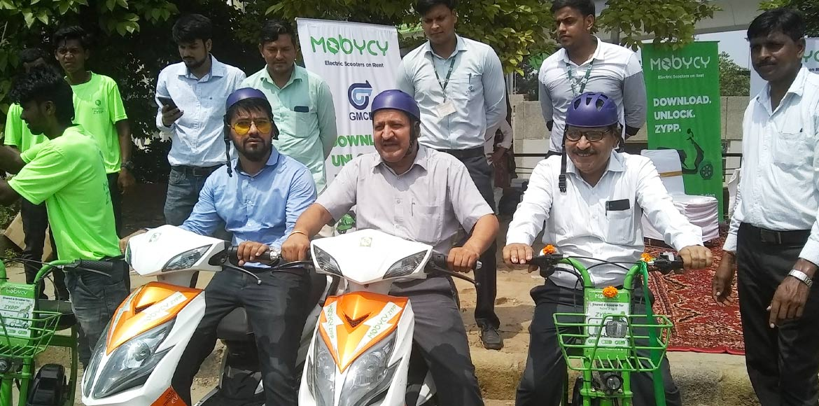 Gurugram gets app-based e-bikes to cover short dis