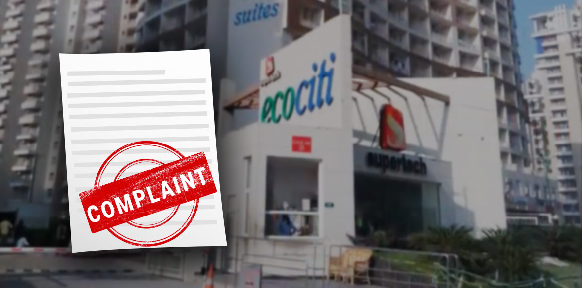 Supertech Ecociti  demands an inquiry against the builder in two fire incidents