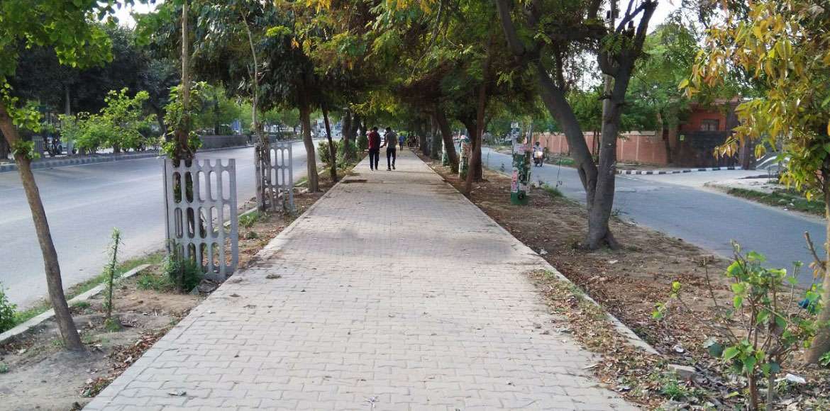 DDA to promote smooth walkability for pedestrians in Dwarka