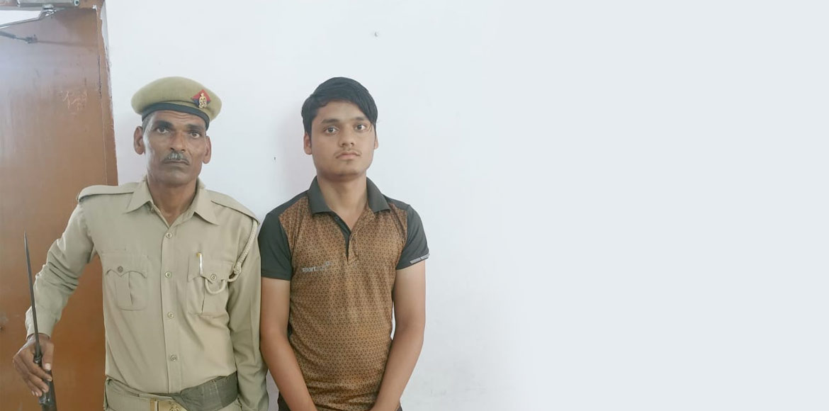 Noida man arrested for spreading false child-lifting news