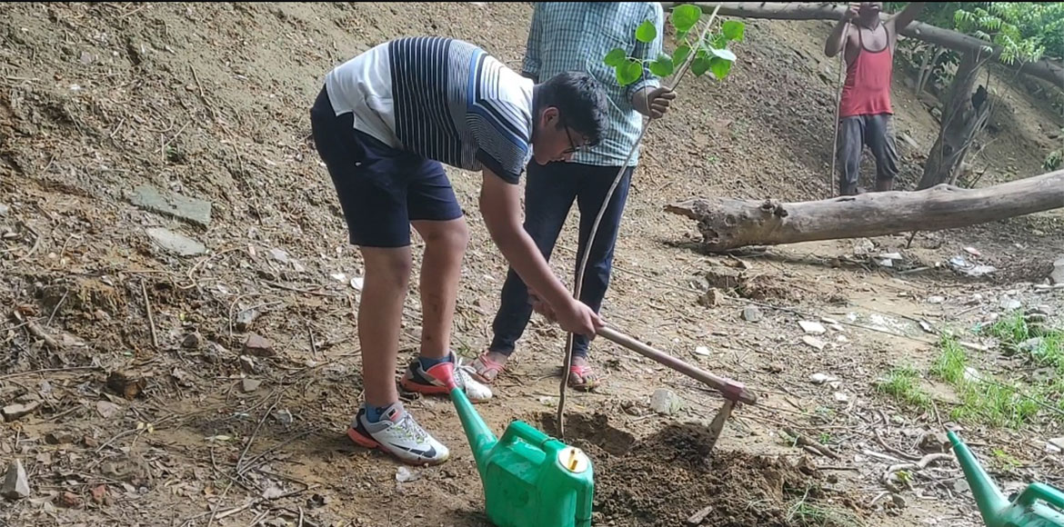 These young crusaders are making Gurugram green