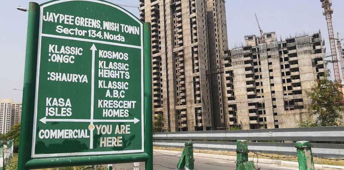 Two years battle under IBC, Jaypee homebuyers yet