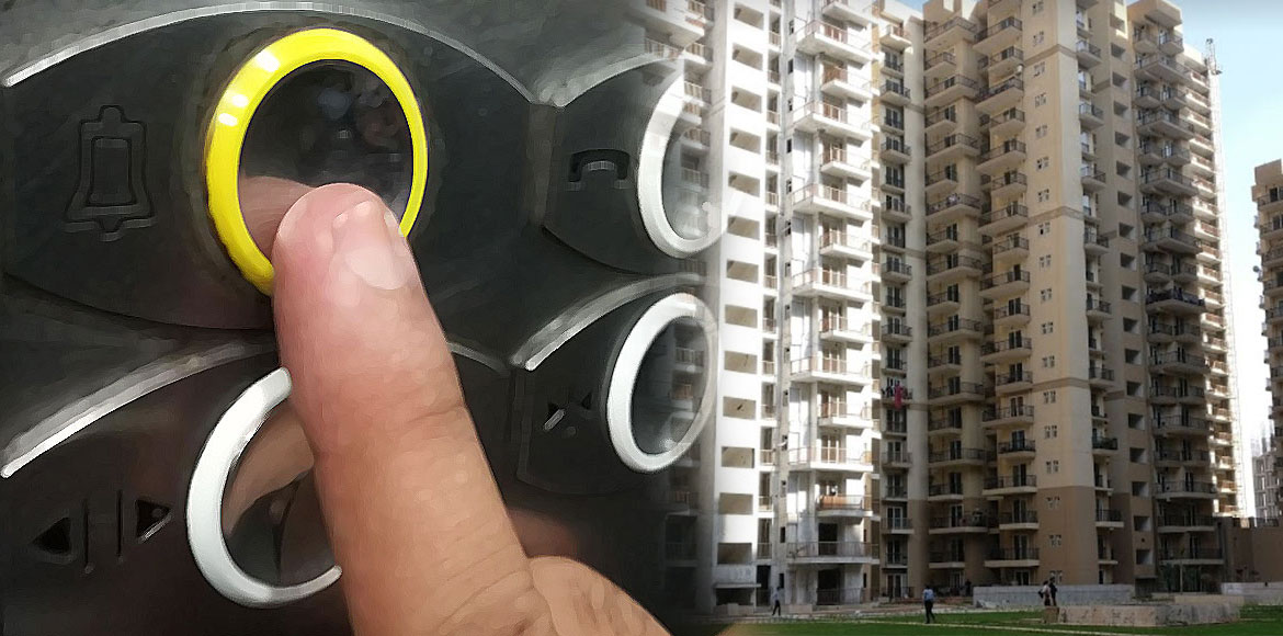 Greater Noida: La Residentia witnesses third lift