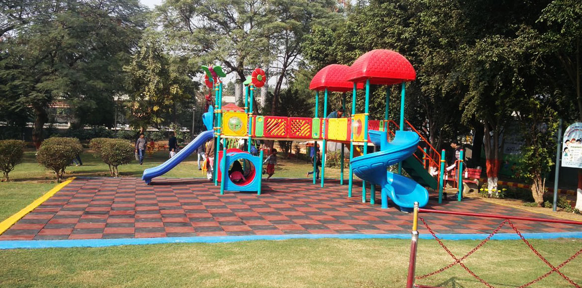 Dwarka kids to get special park in form of 'Nandan Van'