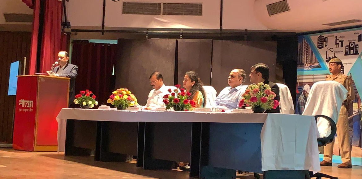 Workshop on solid waste management held in Noida