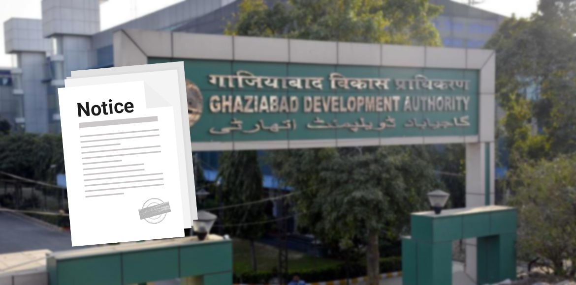 Ghaziabad: FedAOA sends legal notice to GDA over n