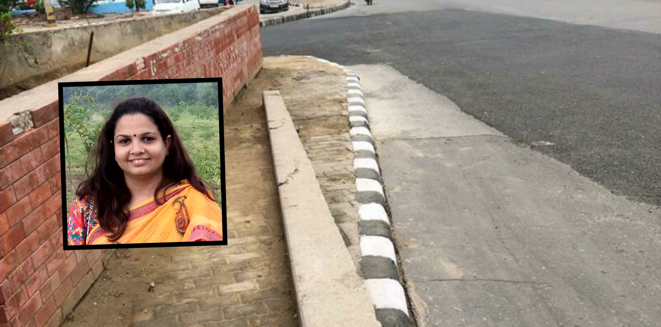 RESIDENT SPEAK: Pipe, pillar creating hurdle for pedestrians at Dwarka