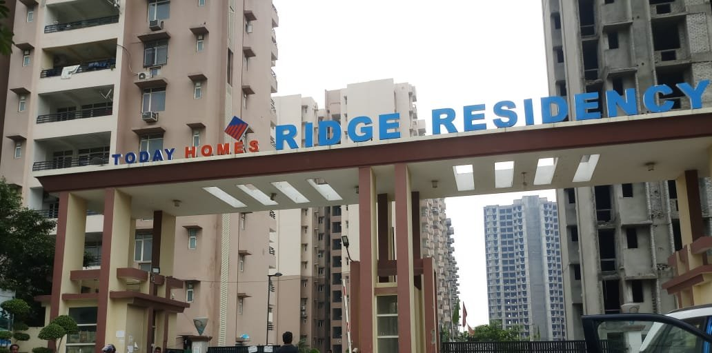 Noida: Today Homes Ridge Residency maintenance staff ends strike after 6 days