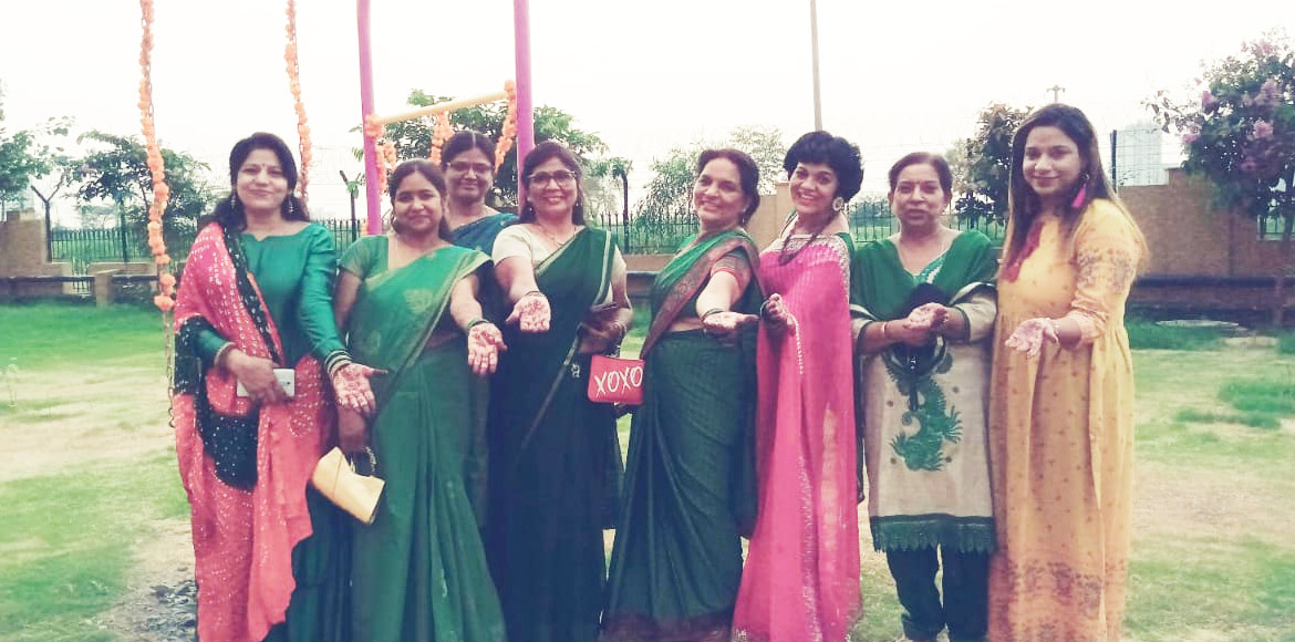 Teej festivities continue in NCR