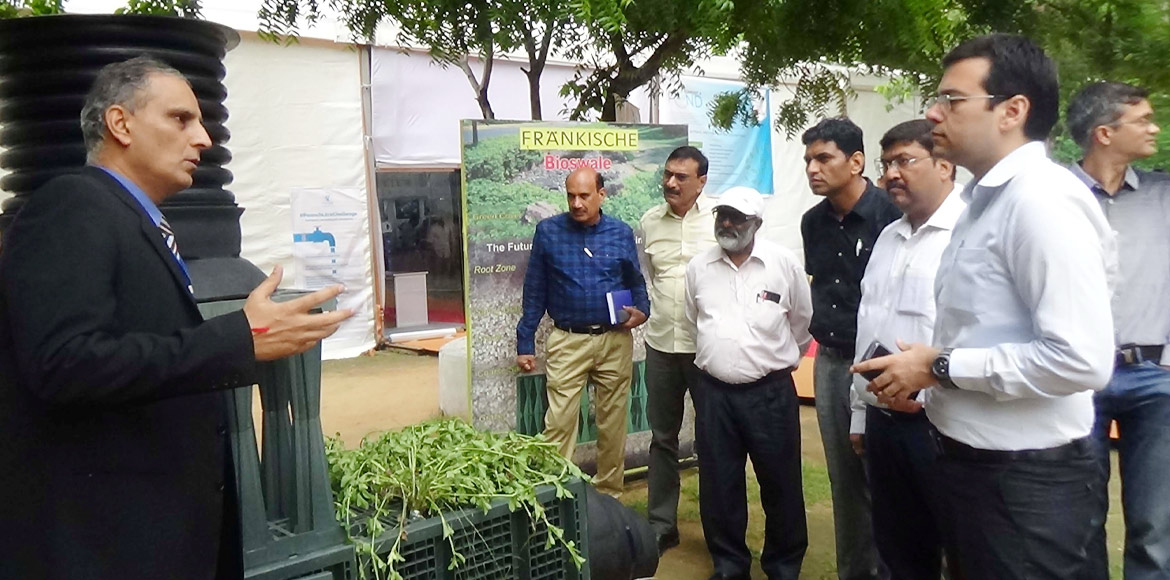 Gurugram: Water conservation practices showcased a
