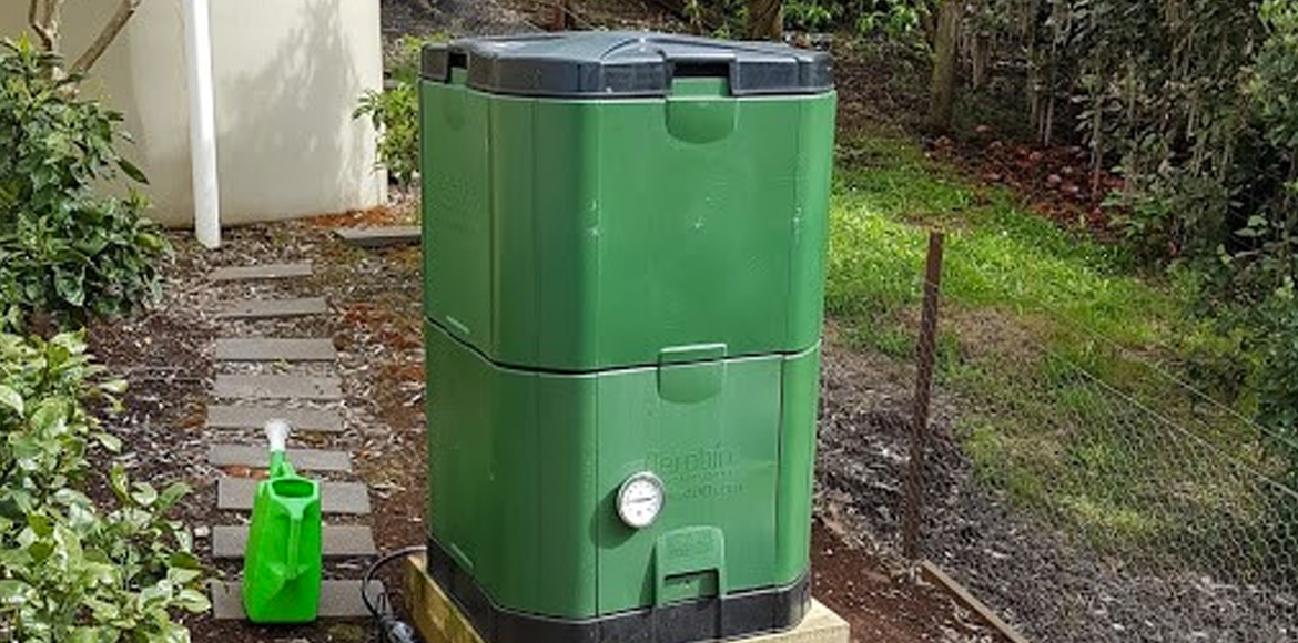 Green activist objects to mechanised wet waste man