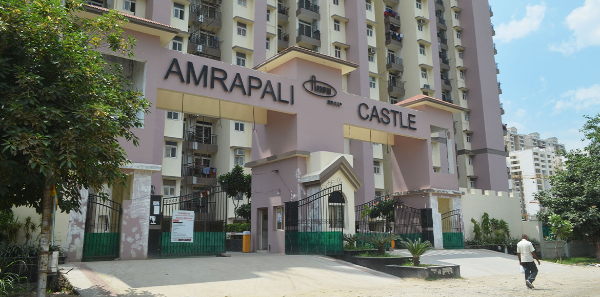 Court receiver comes up with sequence for Amrapali registrations