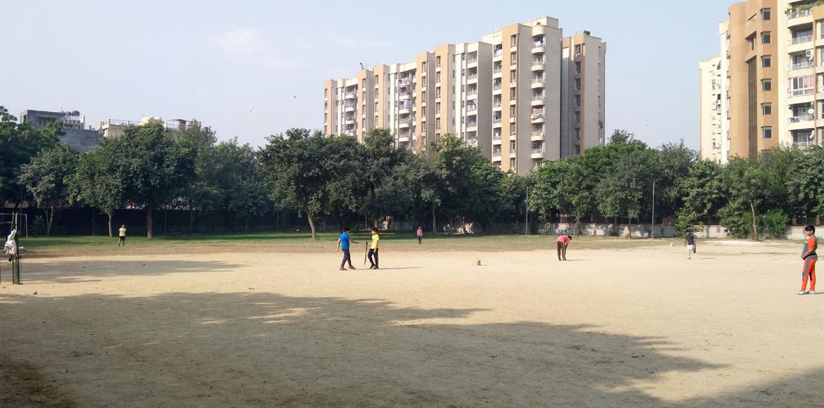 Dwarka: Residents want separate play areas for children