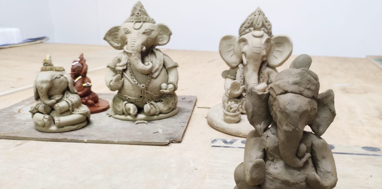 Create, bring home your own eco-friendly Ganesha t