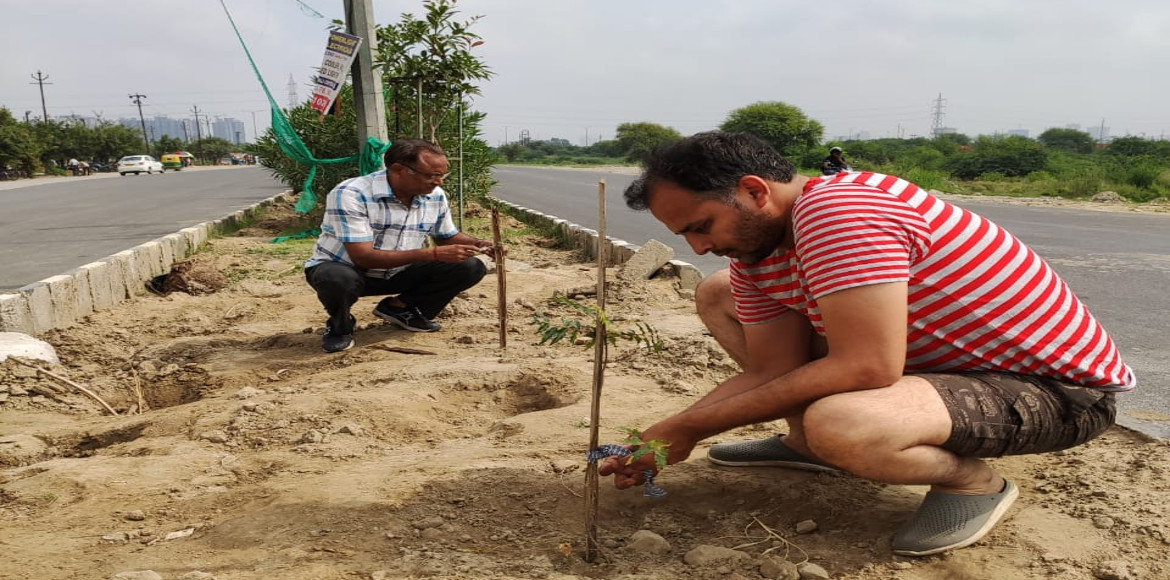 GB Nagar: Greno Green Foundation envisions better world with eco drives