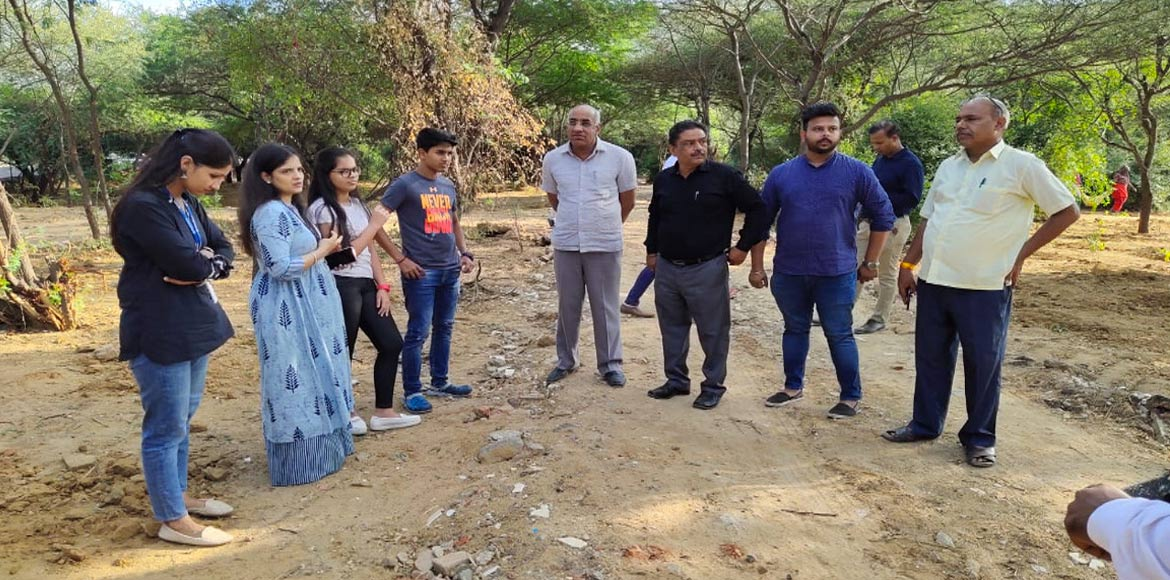 MCG organises plastic free cleanliness drive