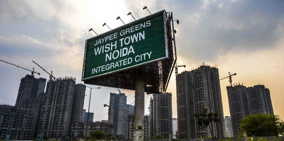 Noida: Jaypee Infratech homebuyers move SC for 858 acre land
