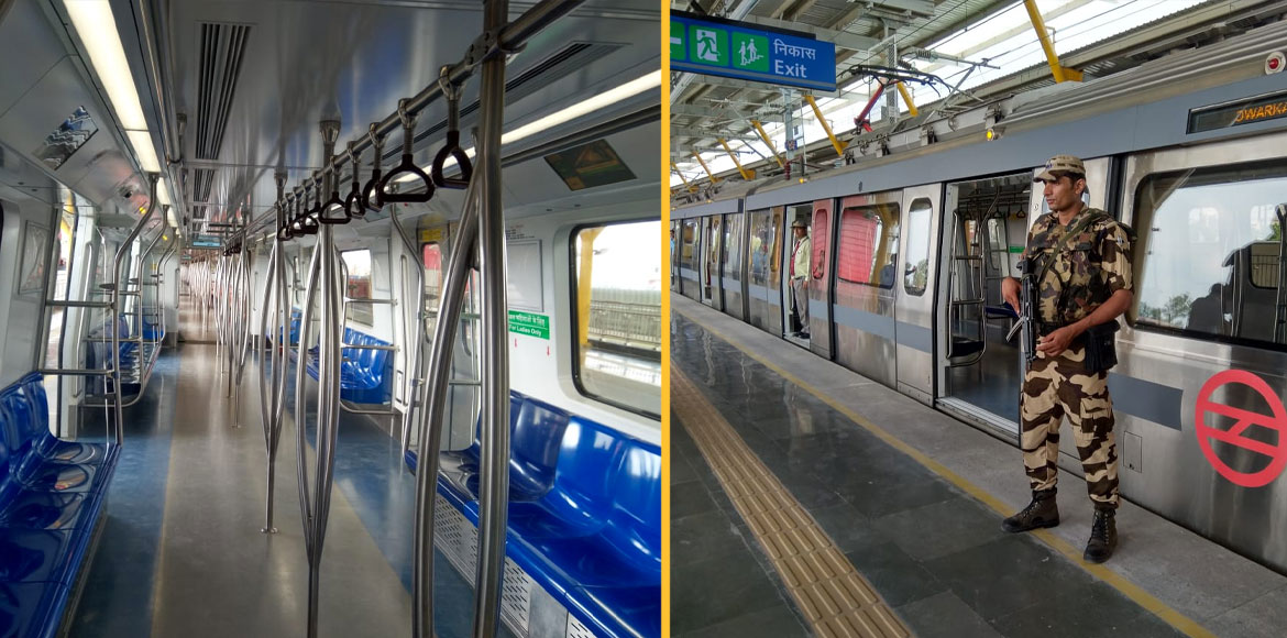 Yet another Metro gift for Delhi: 'Grey Line' to c