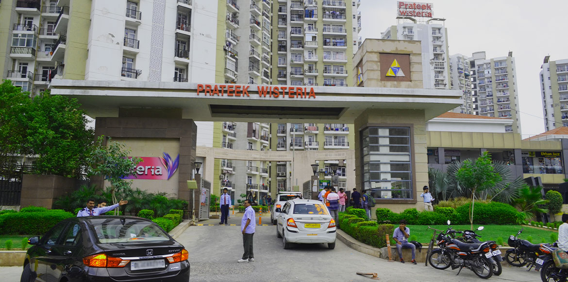 Prateek Wisteria resident complains against developer over embezzlement