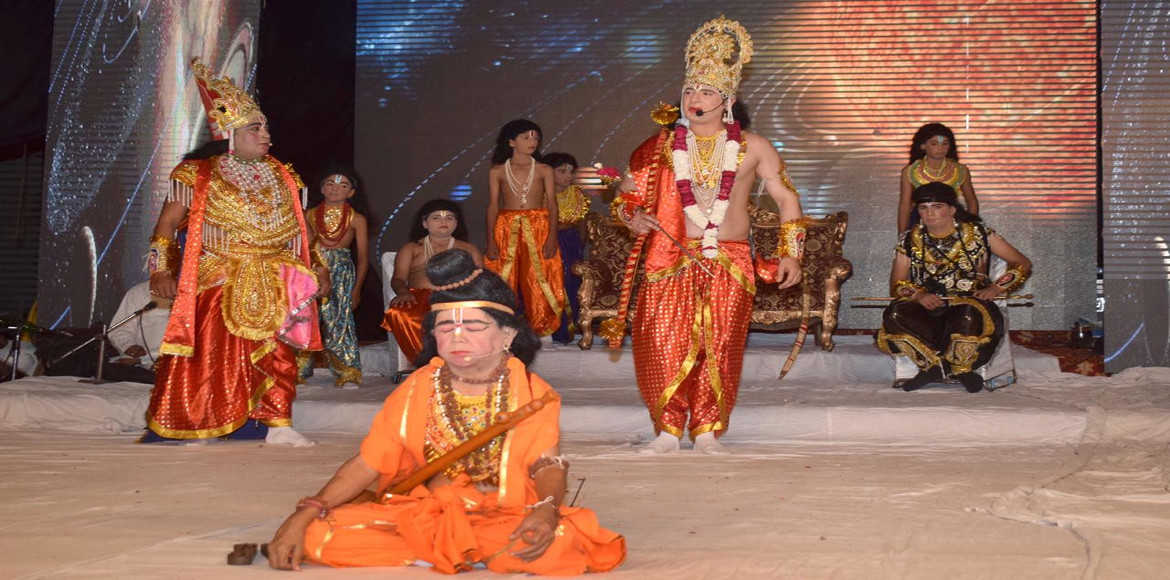 Gurugram Ramleela promises to take the audience to a mystic world