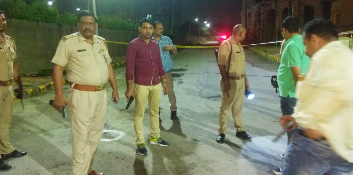Noida: Two robbers arrested after brief encounter