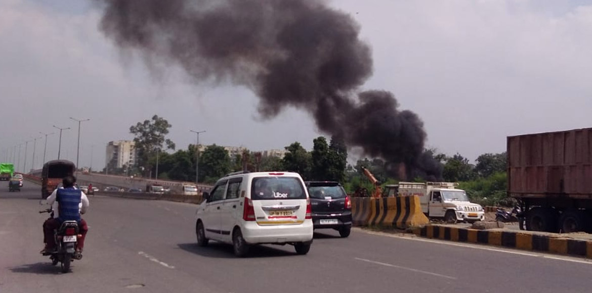 GMC slaps Rs 1L fine on Ford following fire incidence at its service station